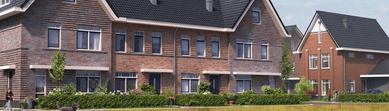 Nieuwbouwplan Zuiderloo De Linde Heiloo