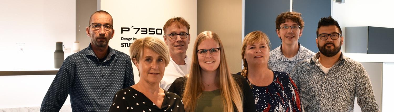 Team Keukenspeciaalzaak Sombroek