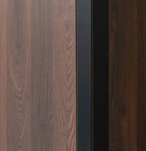 Detail stalen frame Smart M Keuken